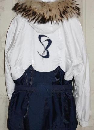 Элитный горнолыжный костюм куртка+штаны от австрийского бренда sportalm, 36р зима2