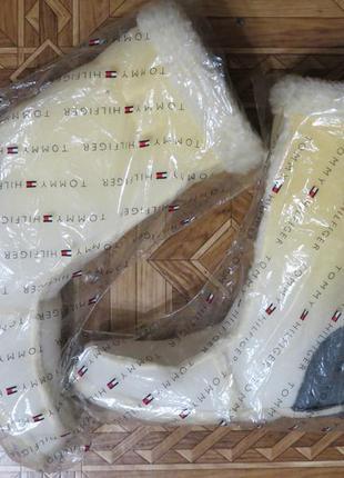 Зимние сапоги угги унты луноходы tommy hilfiger aspen(оригинал)р.41-424