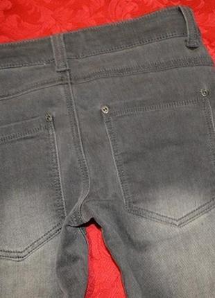 Модные джинсы скины размера хс.как новые4