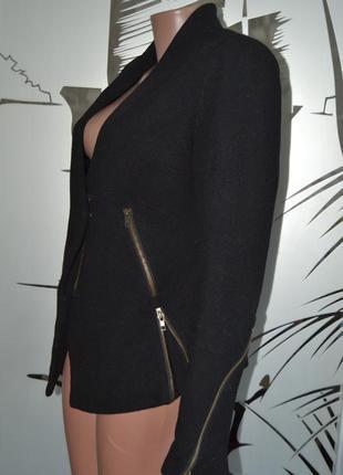 Куртка-пальто шерсть1 фото