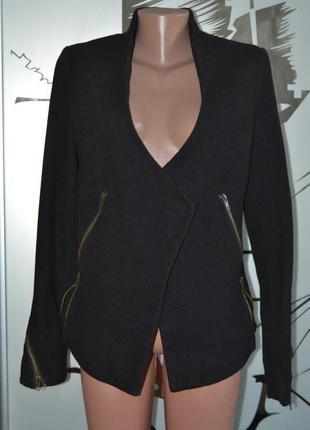 Куртка-пальто шерсть2 фото