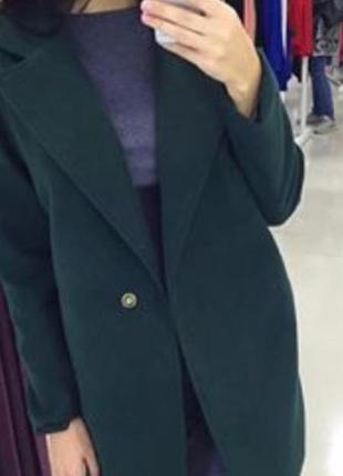 Пальто over size