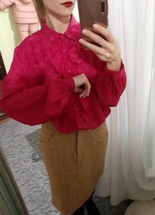 Крутая блуза с рюшами от shipn shore