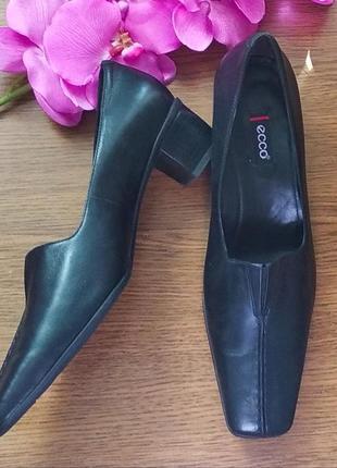 Кожаные туфли 💕1