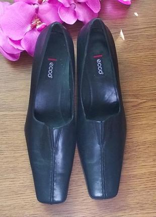 Кожаные туфли 💕3