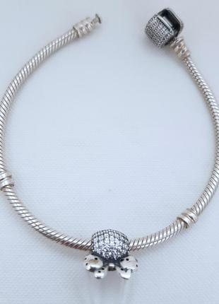 Серебряная подвеска, шарм серебро 925 проба2
