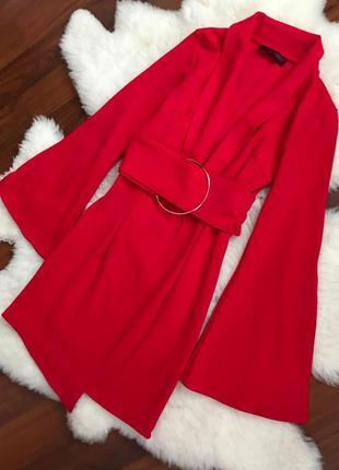 Шикарное платье невероятного цвета на дюймовочку ❤️1