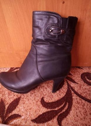 Стильные демосизонные ботинки2