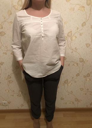 Рубашка разлетайка натуральный хлопок