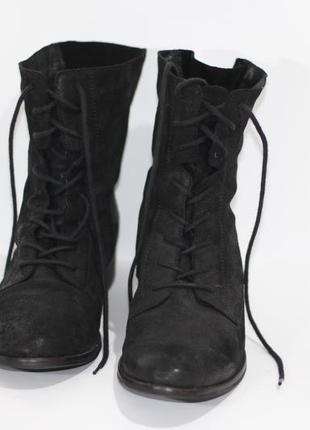 Натуральные ботинки2 фото