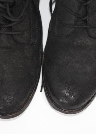 Натуральные ботинки3 фото