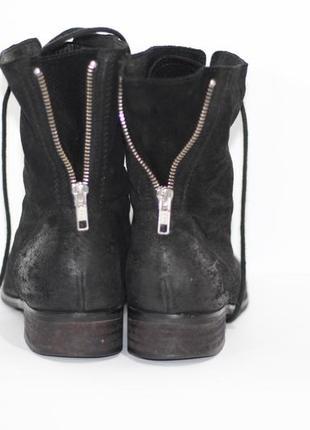 Натуральные ботинки4 фото