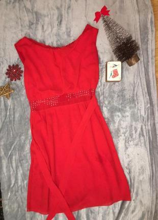 Гарне шифонове плаття2 фото