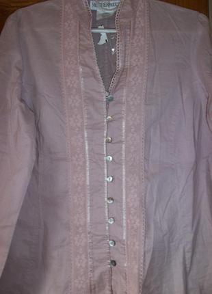 Motherhood блуза из хлопка3 фото