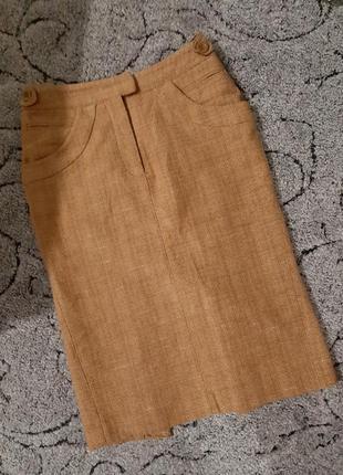Теплая юбка миди от h&m цена 200 грн только сегодня!1 фото