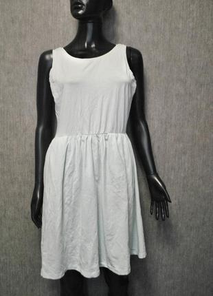 Мятное платье1