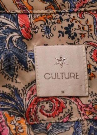 Блузка сulture, размер м.4 фото