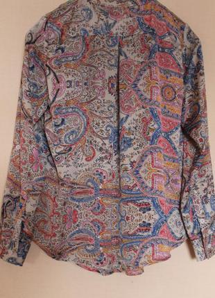Блузка сulture, размер м.5 фото