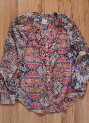 Блузка сulture, размер м.2 фото
