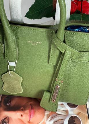 Женская кожаная сумка5