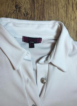Блуза - боди из мягкого трикотажа2
