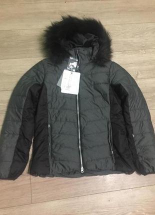 Лыжная стеганая куртка тсм tchibo германия5