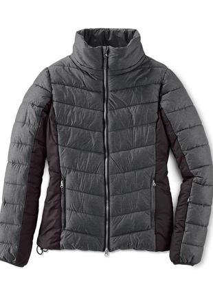 Лыжная стеганая куртка тсм tchibo германия4