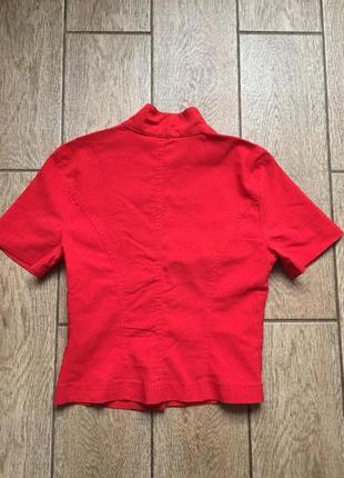Укороченная блуза2
