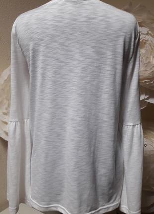 Блуза с вышивкой4