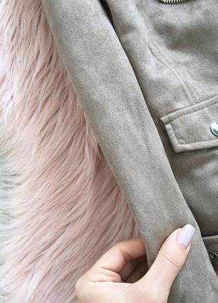 Куртка косуха missguided3 фото