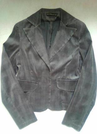 Пиджак велюровый2