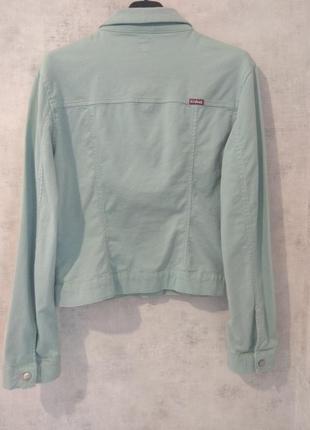 Котонова курточка , піджак _ пиджак котоновый2 фото