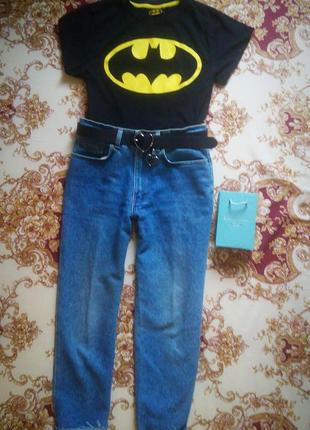 Мои джинсы/высокая посадка/1