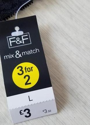 F&f трусики   l cotton3 фото