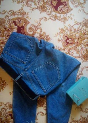 Мои джинсы/высокая посадка/3