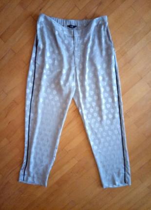 Чудові легкі нові домашні штанці /піжамка muse 8-10p.1 фото