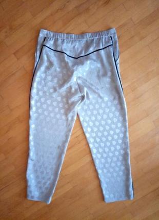 Чудові легкі нові домашні штанці /піжамка muse 8-10p.3 фото