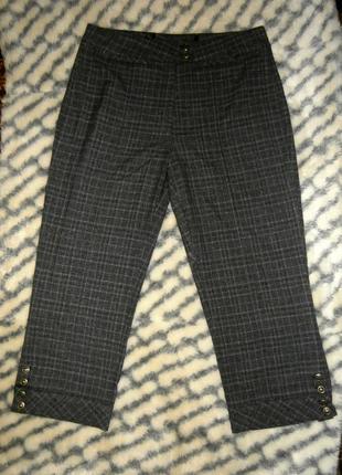 Стильные женские укороченные брюки steilmann1 фото