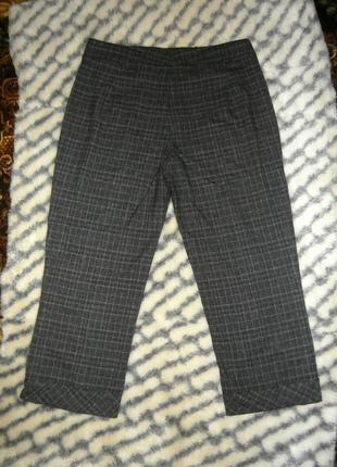 Стильные женские укороченные брюки steilmann5 фото