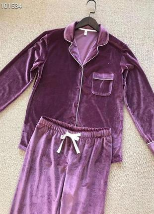 Оригинальная пижамка victoria's secret размер s/ м3 фото