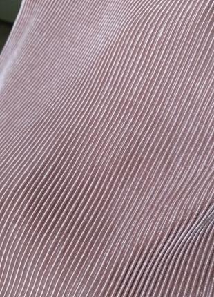 M-l легкие плессированные брюки vero moda4
