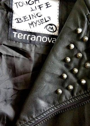 Куртка, косуха с шипами terranova2 фото