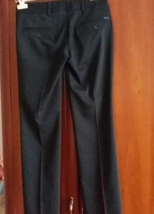 Классические брюки, черные брюки. скидка!2