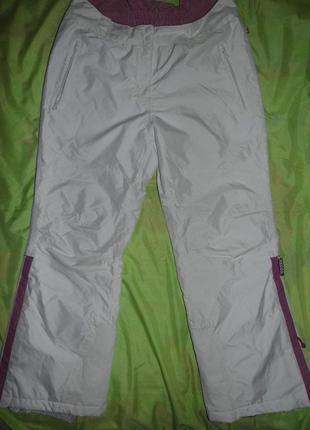 Лыжные штаны- princess of pauer tcm eur- 40 - l recco- сток-германия tcm tchibo1
