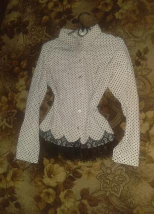 Блуза нарядна1 фото