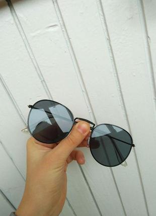 Скидка!новые, стильные, трендовые,модные,солнцезащитные очки,ретро,зеркальные,мода 20193 фото