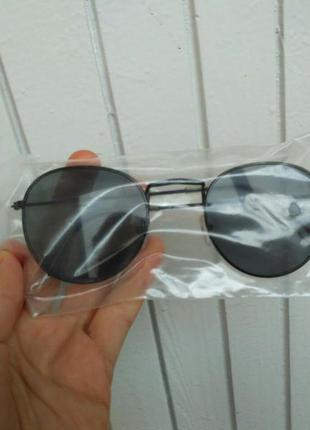 Скидка!новые, стильные, трендовые,модные,солнцезащитные очки,ретро,зеркальные,мода 20194 фото