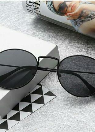 Скидка!новые, стильные, трендовые,модные,солнцезащитные очки,ретро,зеркальные,мода 20192 фото