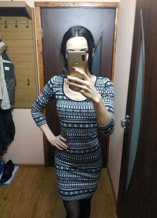 Платье зимнее1 фото