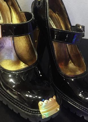 Туфли miu miu2 фото